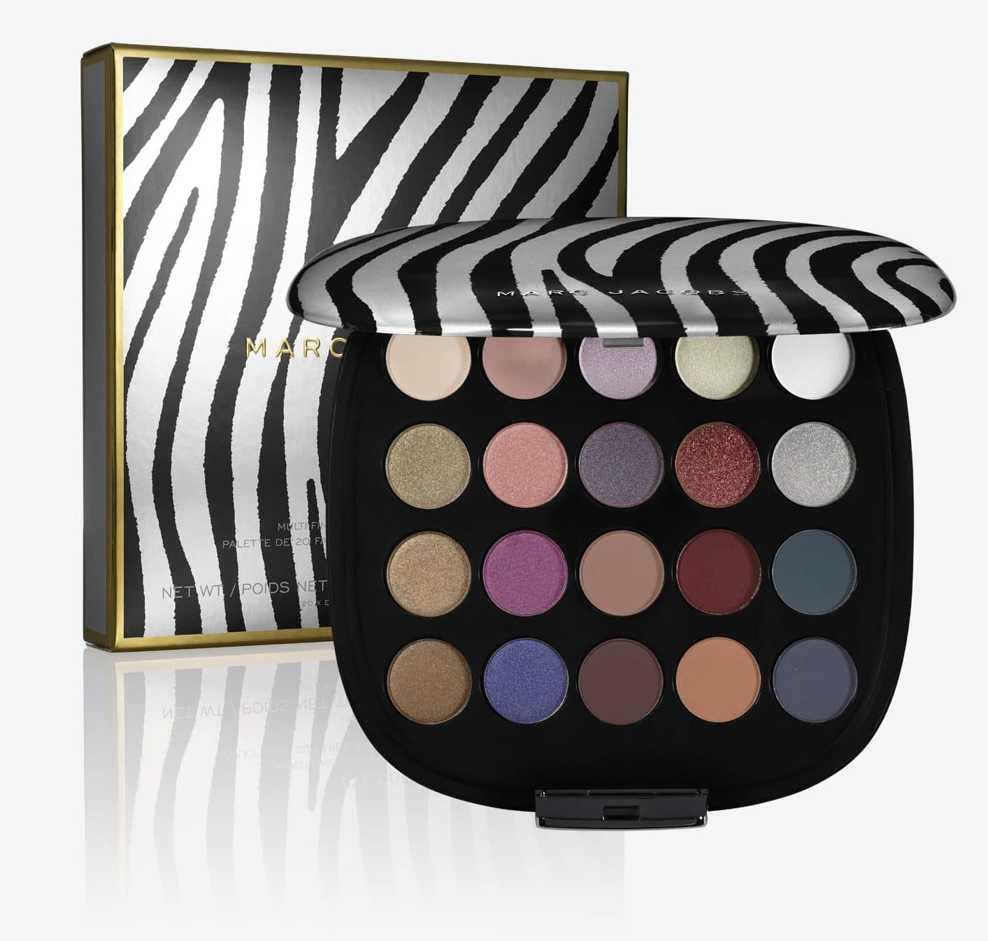 Marc Jacobs Christmas Collection, Eye-conic palette
