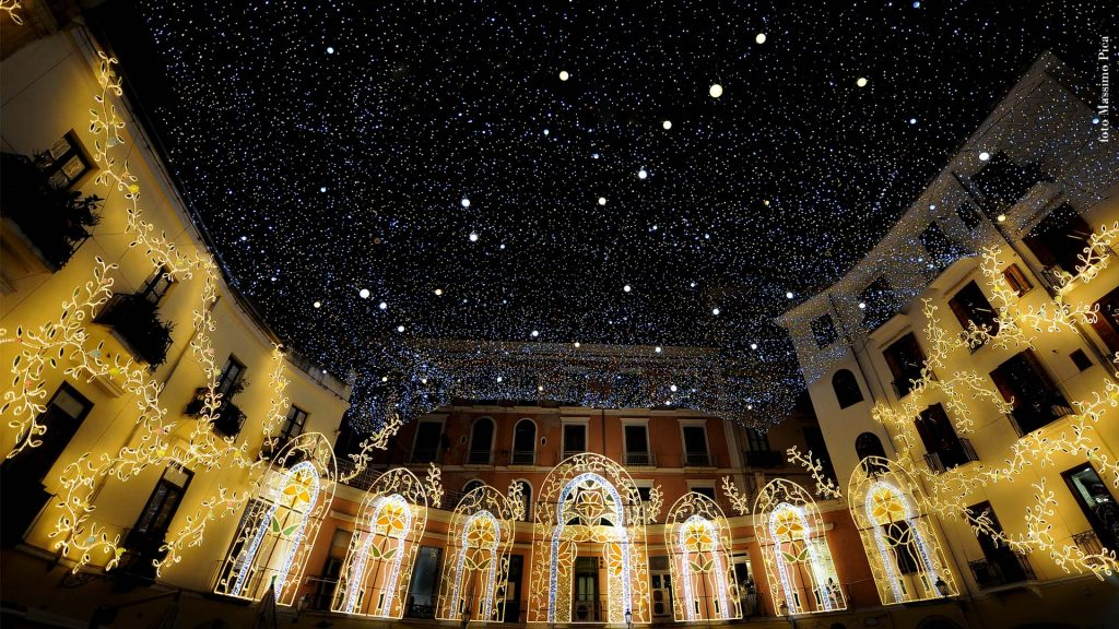 Shopping natalizio, i mercatini di Natale più belli, Salerno