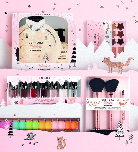 Sephora Winter Winterland