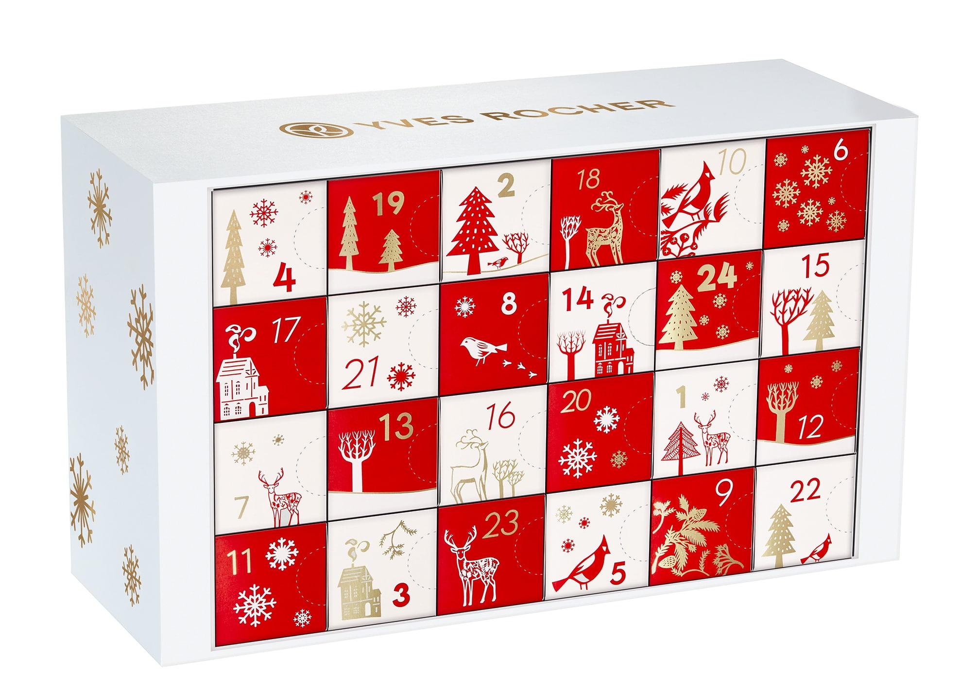 Natale Yves Rocher 2017, il calendario dell'avvento - Info, foto, prezzi