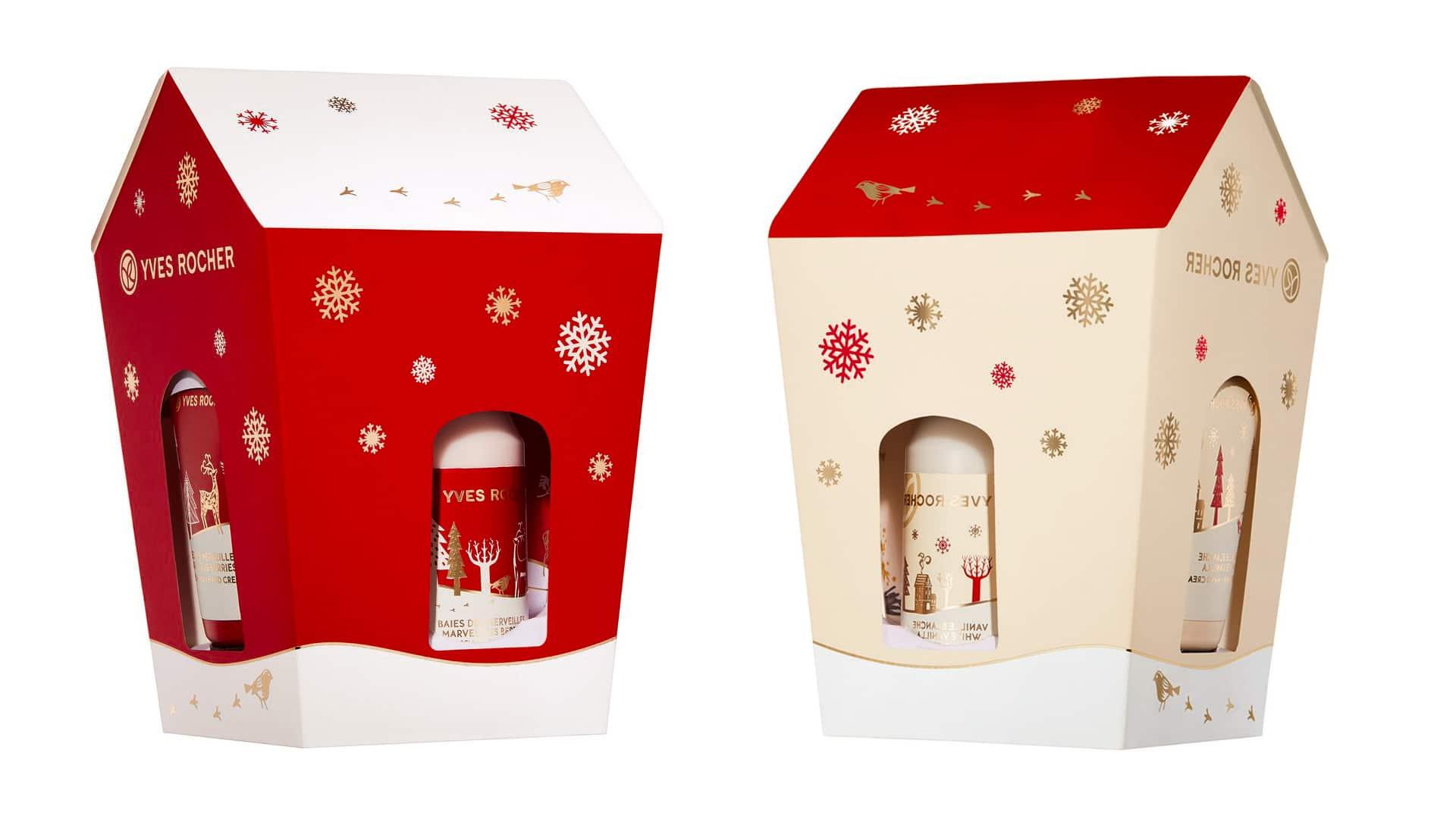 Natale Yves Rocher 2017, le casette bacche delle meraviglie e vaniglia bianca - Info, foto, prezzi