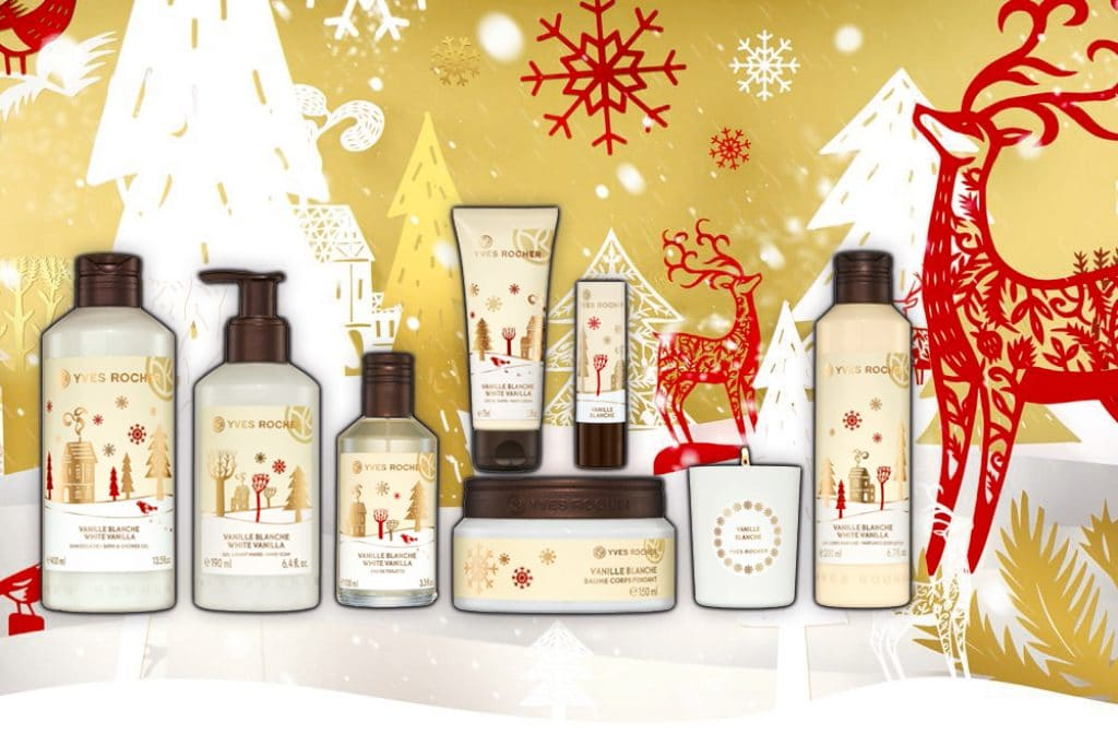 Natale yves rocher 2017 christmas enchanted by nature - Bagno doccia yves rocher ...