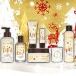Natale Yves Rocher, la collezione vaniglia bianca