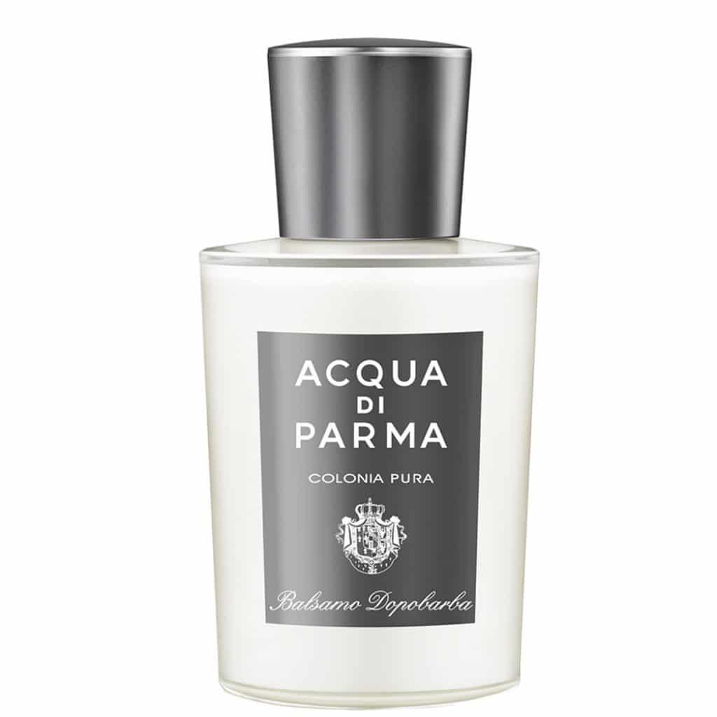 Regali di Natale Per Lui: tutte le proposte di About Beauty - Acqua di Parma Colonia Pura Balsamo Dopobarba