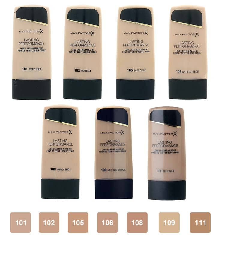 max factor fondotinta 3 in 1