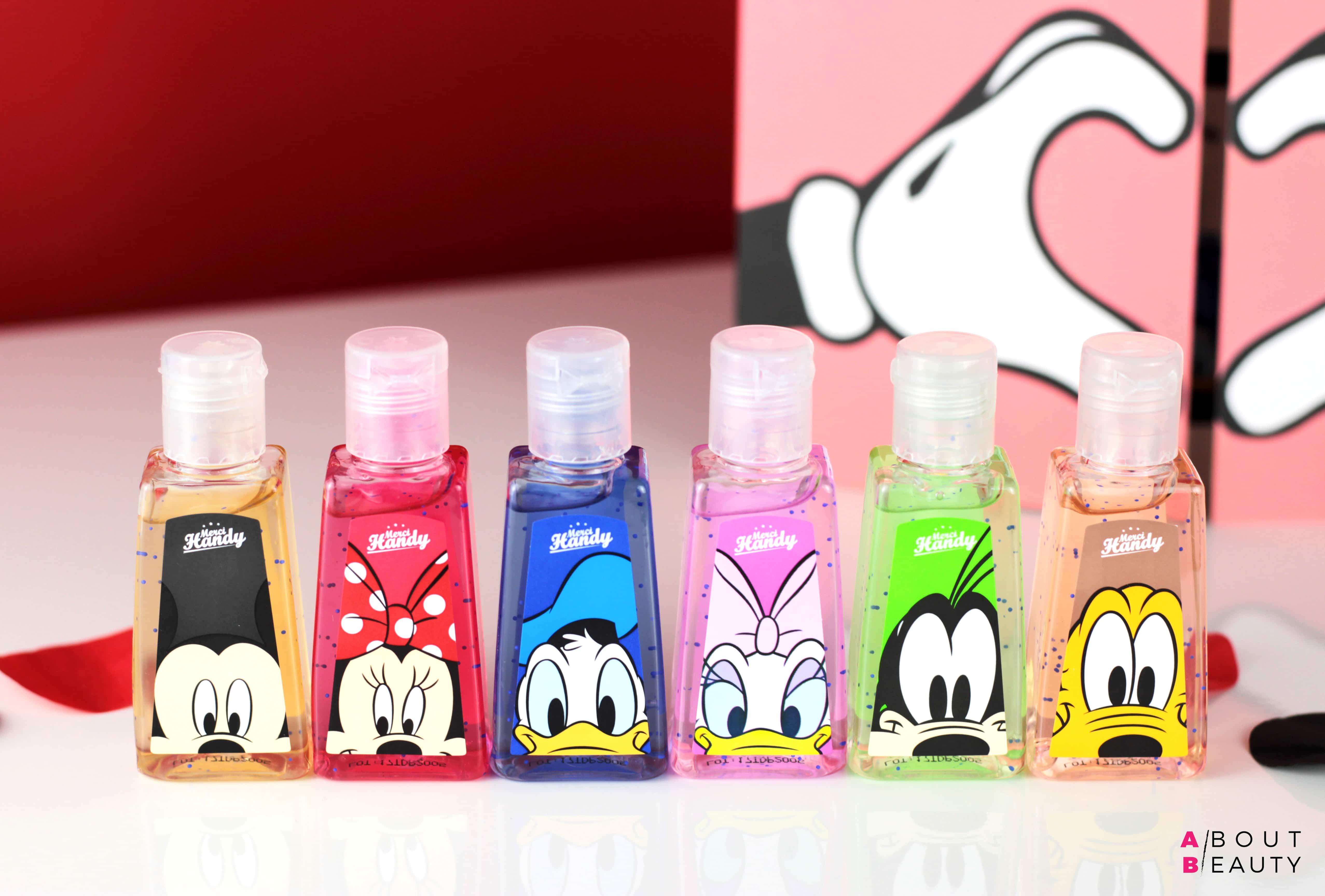 Merci Handy x Disney, la nuova edizione limitata di gel igienizzanti mani colorati e profumatissimi - Info, recensione, dove acquistare, prezzo