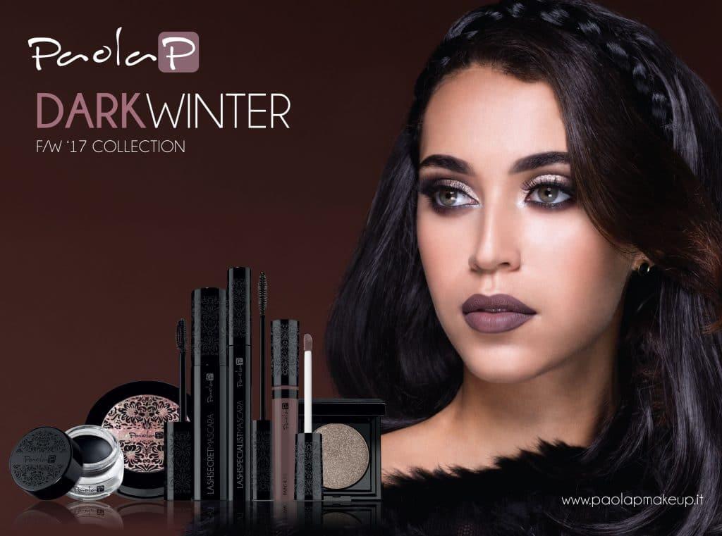 PaolaP Dark Winter Collection Autunno-Inverno 2017: info, foto, swatch, prezzi, recensione