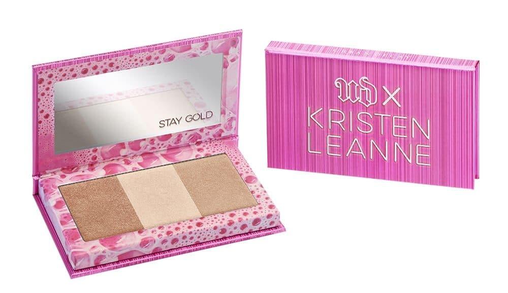 Urban Decay Kristen Leanne Edizione Limitata - Recensione, info, dove acquistare, prezzo, swatch | Beauty Beam Highlighter Palette