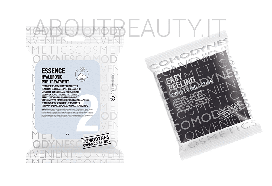 About Beauty Comodynes Easy Peeling Hyaluronic Pre-Treatment