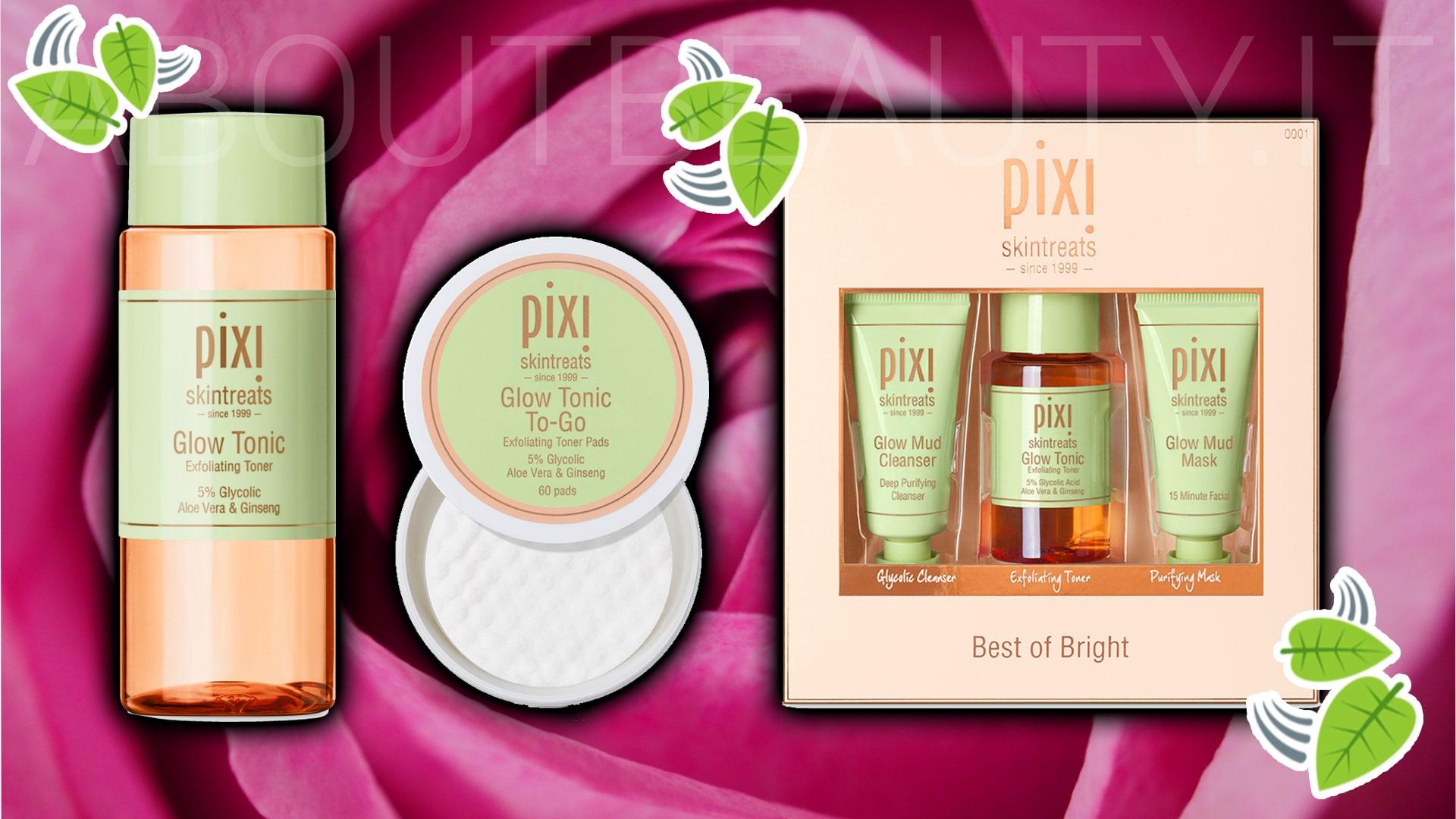 I prodotti Pixi Beauty in arrivo in Italia
