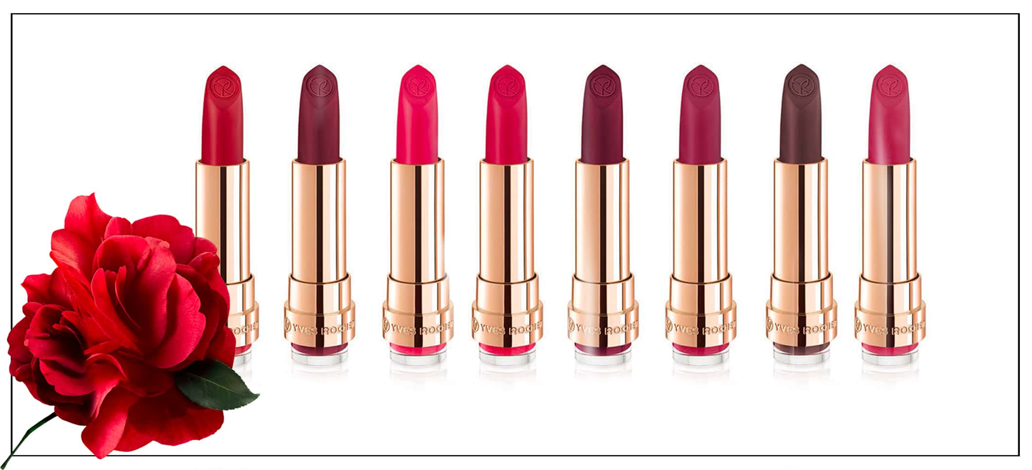Grand Rouge Mat, il nuovo rossetto opaco idratante Yves Rocher - Info, prezzo, dove acquistare, review, recensione, opinioni, swatch