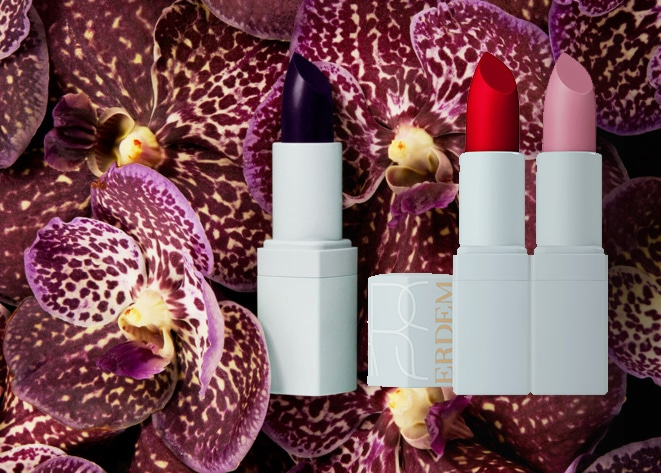 La nuova Erdem fot NARS Strange Flowers Collection