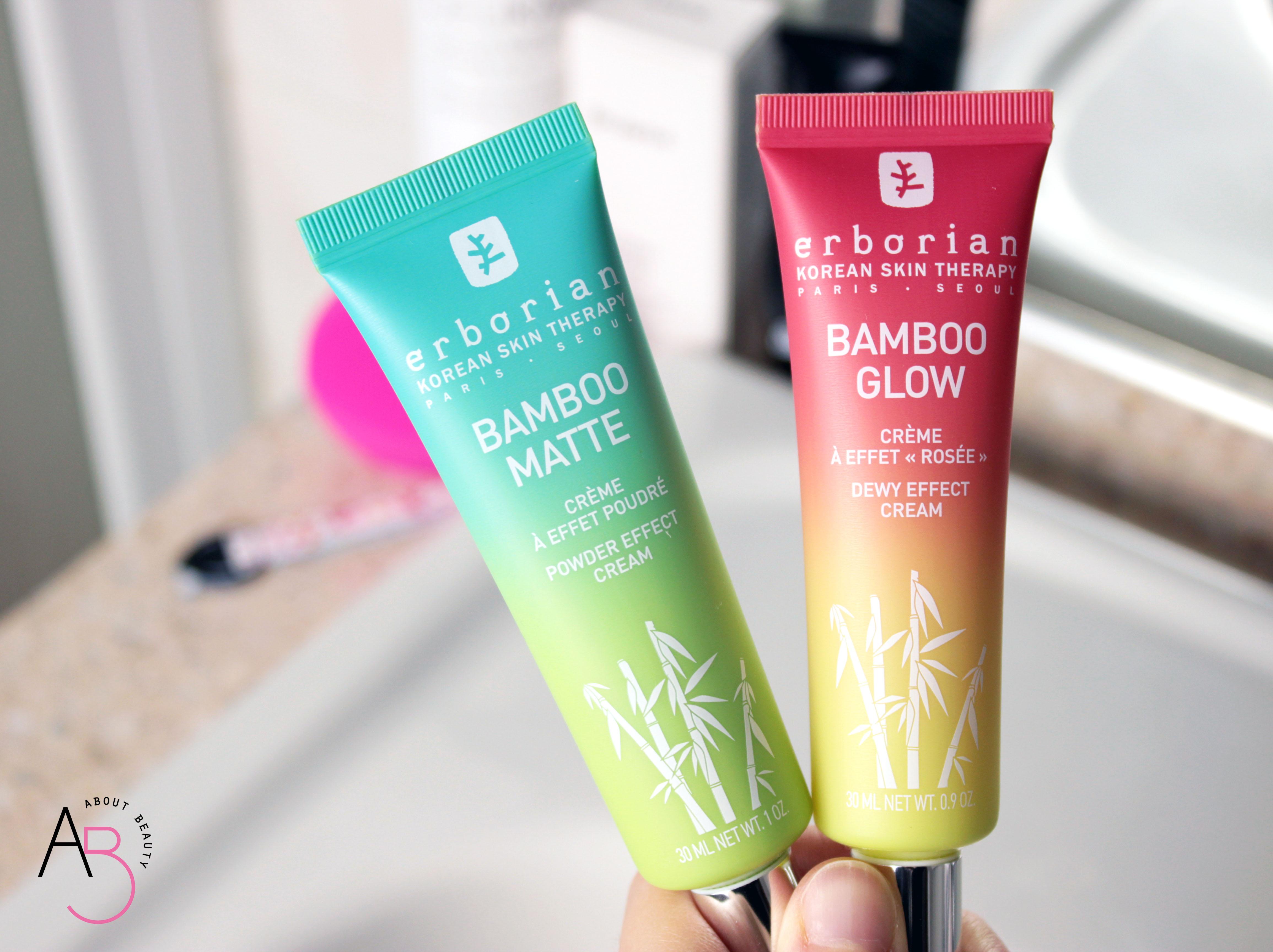 novità Erborian Summer 2018 - Bamboo Matte, Bamboo Glow, Matte Crème - Review, recensione, info, prezzo, dove acquistare, opinioni