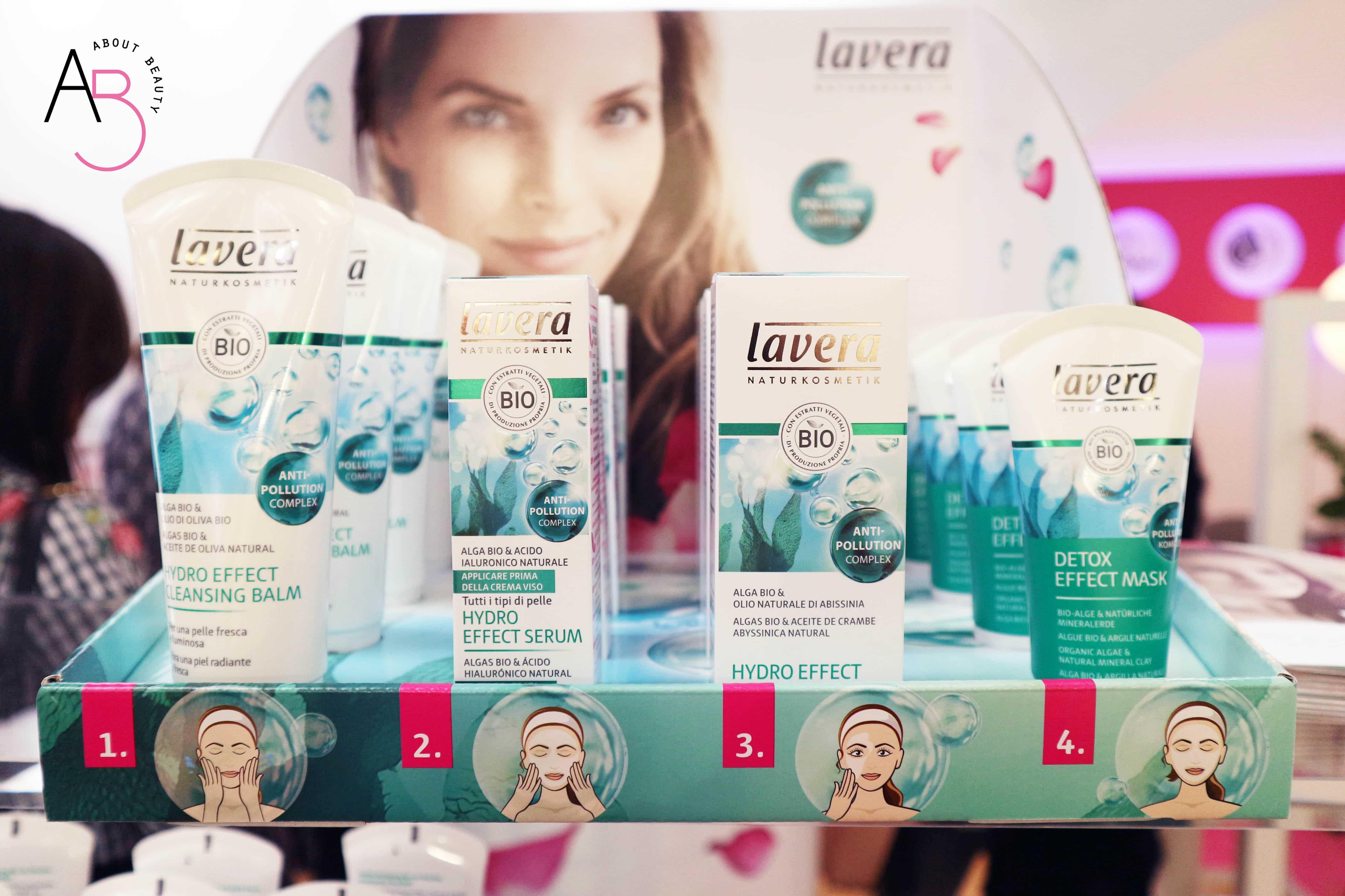 Pillole dal Cosmoprof #2 - Madara e Lavera - Novità Lavera - review, recensione, info, prezzo, dove acquistare - Hydro Effect Serum