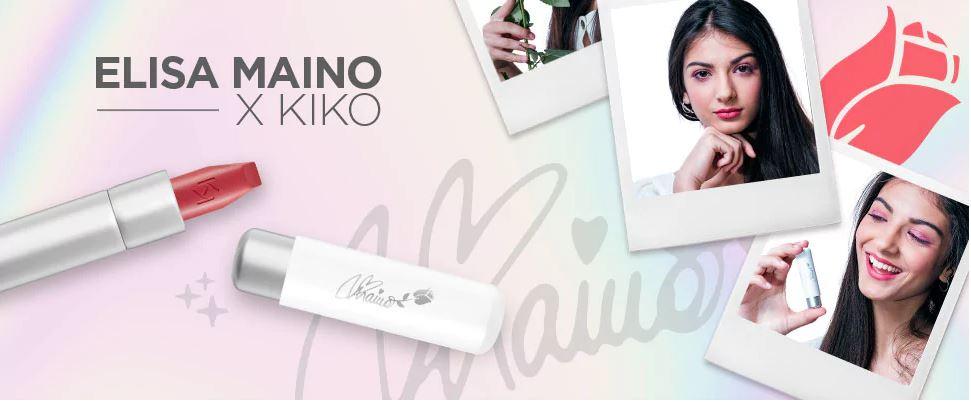 Elisa Maino firma la nuova limited edition Kiko Milano con il suo #OPSilRossetto - Review, recensione, info, prezzo, dove acquistare, swatch