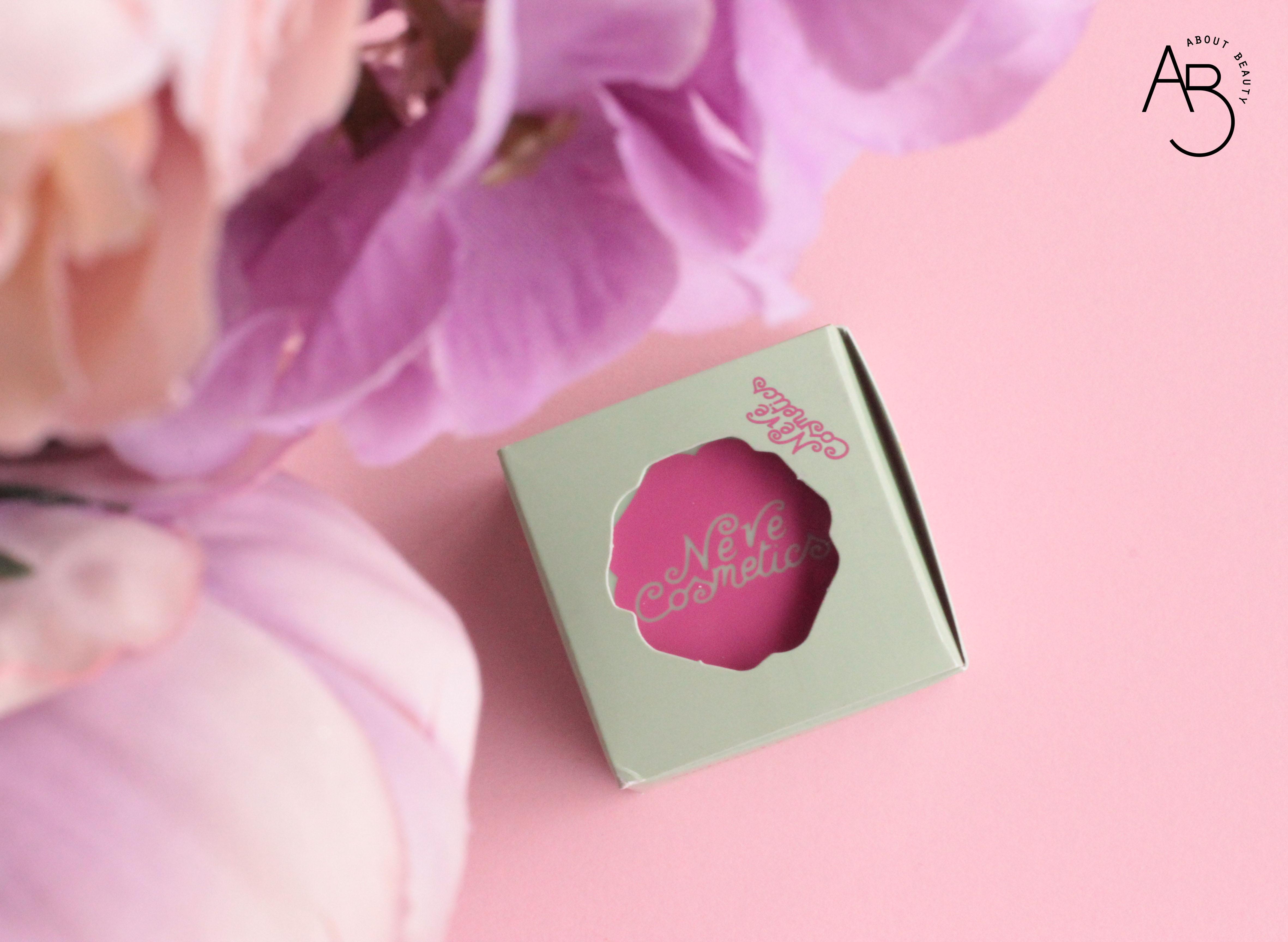 Blush Garden Neve Cosmetics: recensione, review, swatch, opinioni, sconto, dove acquistare, prezzo - Il packaging esterno
