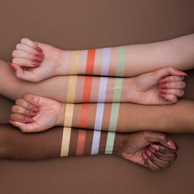 Palette Correttive Mulac Cosmetics, la correzione perfetta per tutti gli incarnati - Review, recensione, swatch, foto, opinioni, info, prezzo, colori - Color Correcting