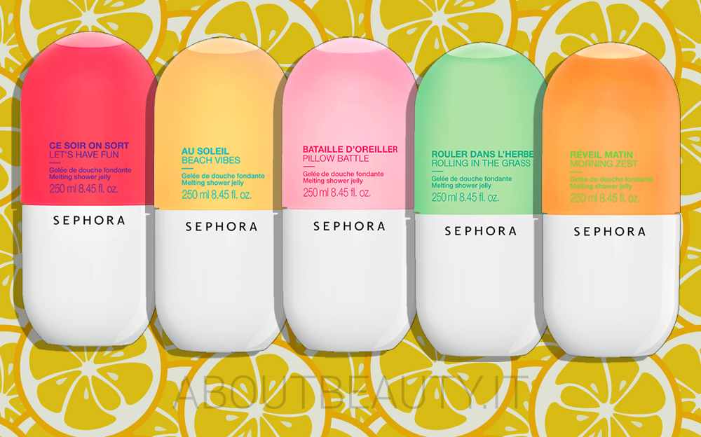 Una fragranza per ogni mood con la nuova Sephora Bath Collection, gel doccia