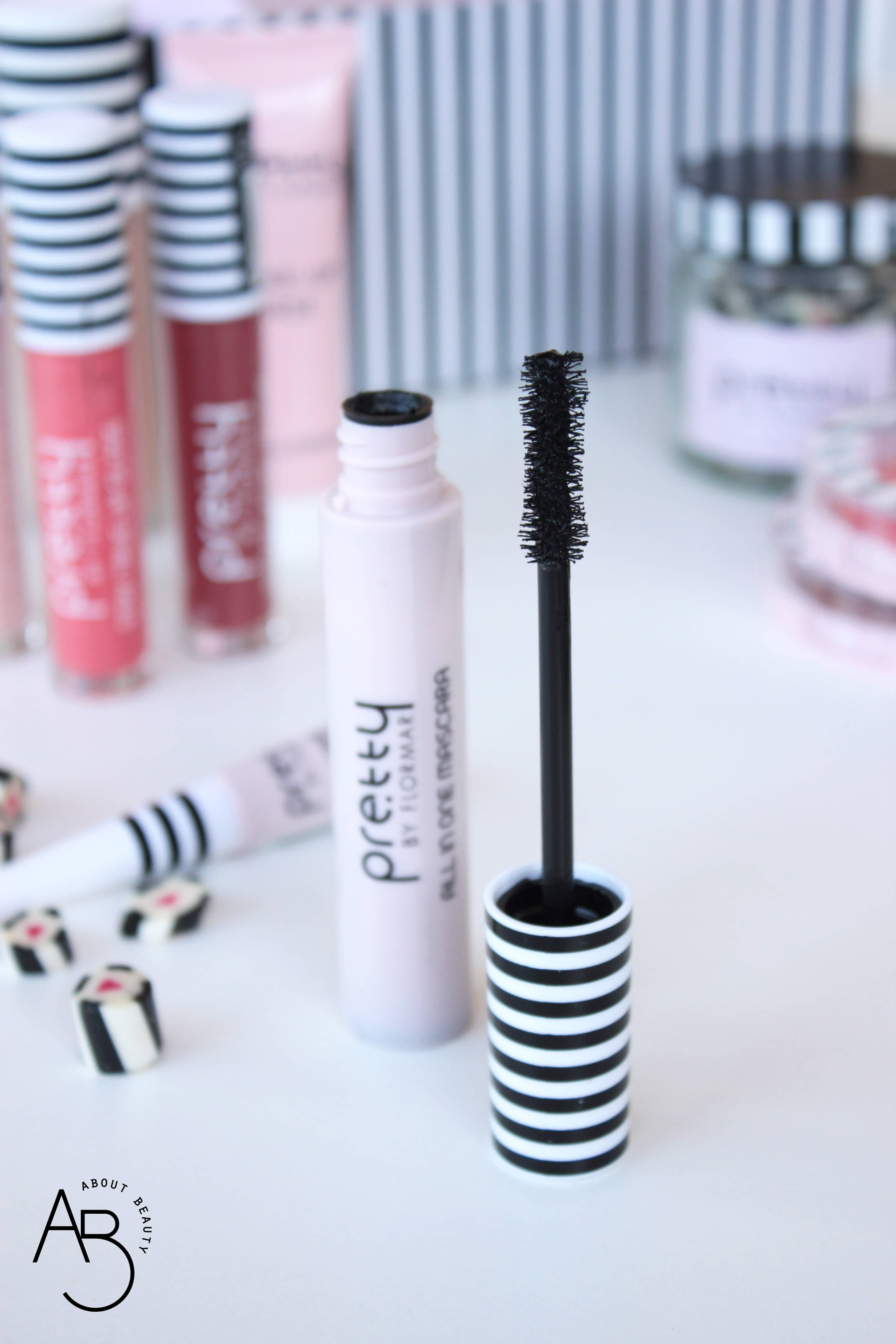 Pretty by Flormar, la nuova linea make-up low cost in esclusiva da OVS - Review, recensione, opinioni, dove acquistare, swatch - All in one Mascara
