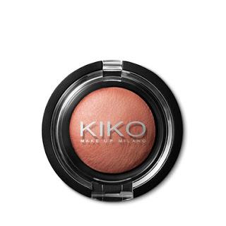 Kiko On-the-go Minis Colour Veil Blush 05 Sienna
