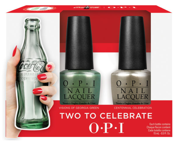 OPI Smalti Coca Cola Anniversary Summer 2015 Collection Mini Set