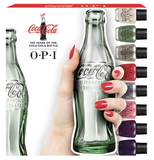 OPI Smalti Coca Cola Anniversary Summer 2015 Collection