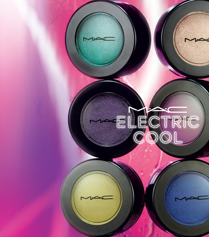 MAC Electric Cool Eyeshadows