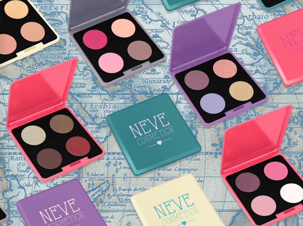 cd33ec3727 Nuove palette Neve Cosmetics On The Go | About Beauty