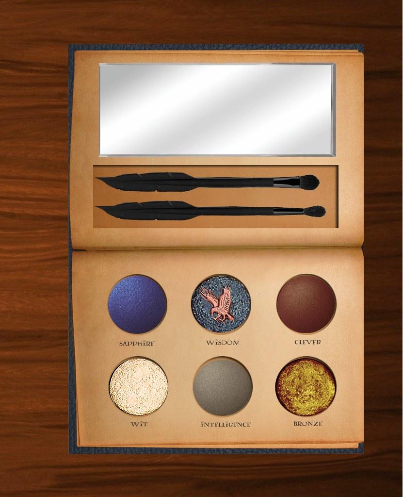 harry-potter-corvonero-palette-makeup-ombretti