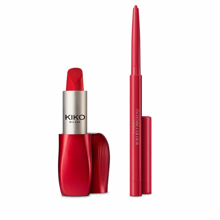 Intense-colour-lip-kit-kiko-holiday-collection-natale-2016-02-Incarnation-Red