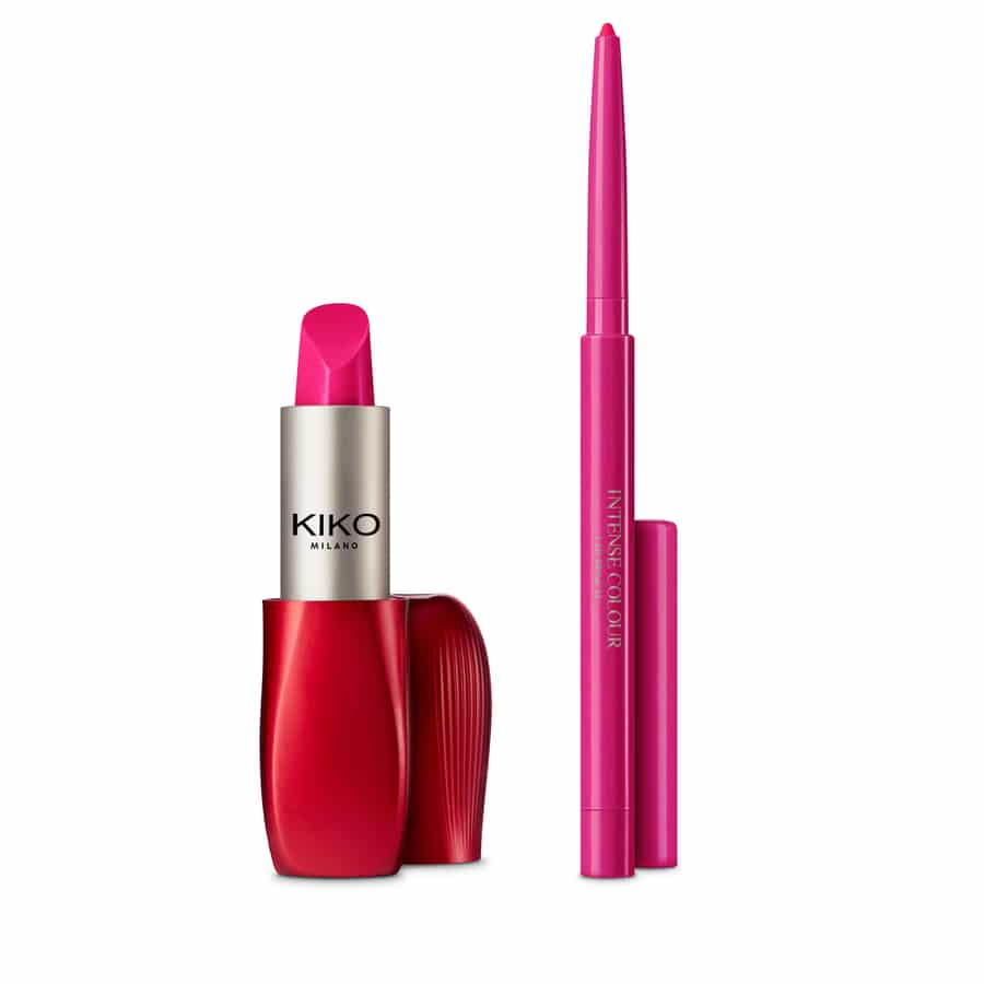 Intense-colour-lip-kit-kiko-holiday-collection-natale-2016-07-Pure-Fuchsia
