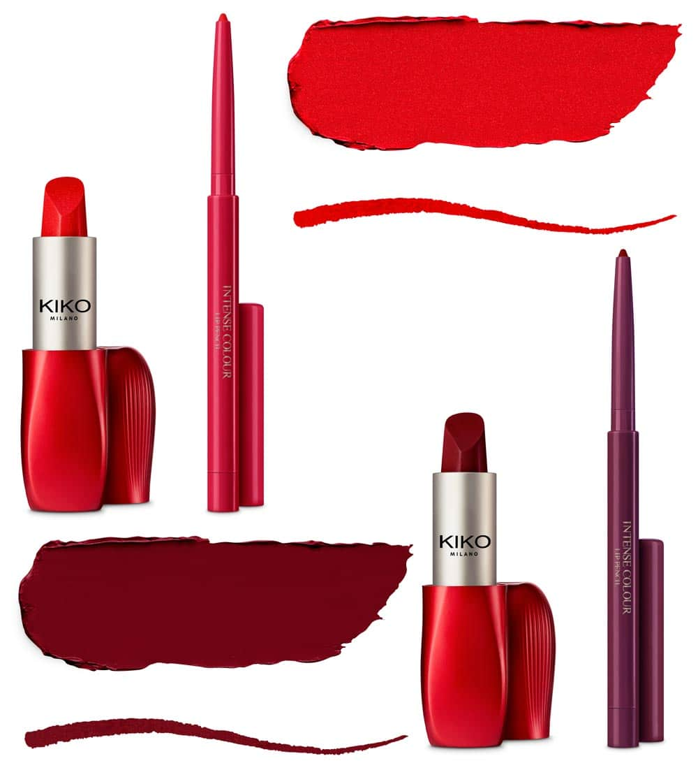 Intense-colour-lip-kit-kiko-holiday-collection-natale-2016-11-frosted-red-12-passionate-wine