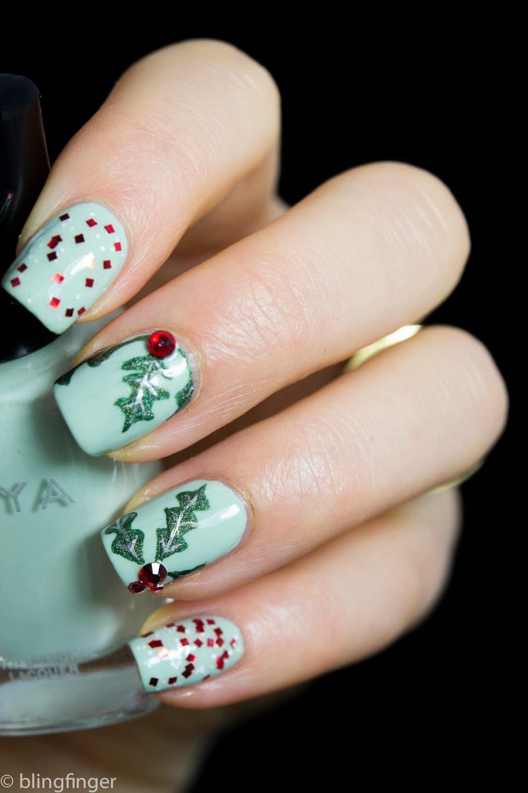 Christmas-nail-art-16-about-beauty