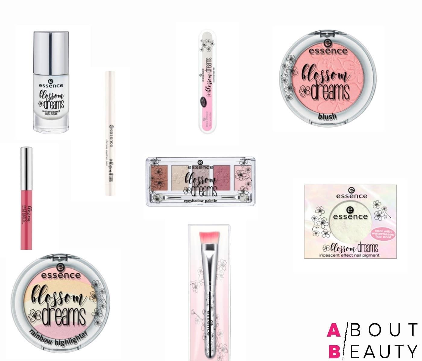 Cinque collezioni make-up primavera 2017 da non perdere - Essence Blossom Dreams