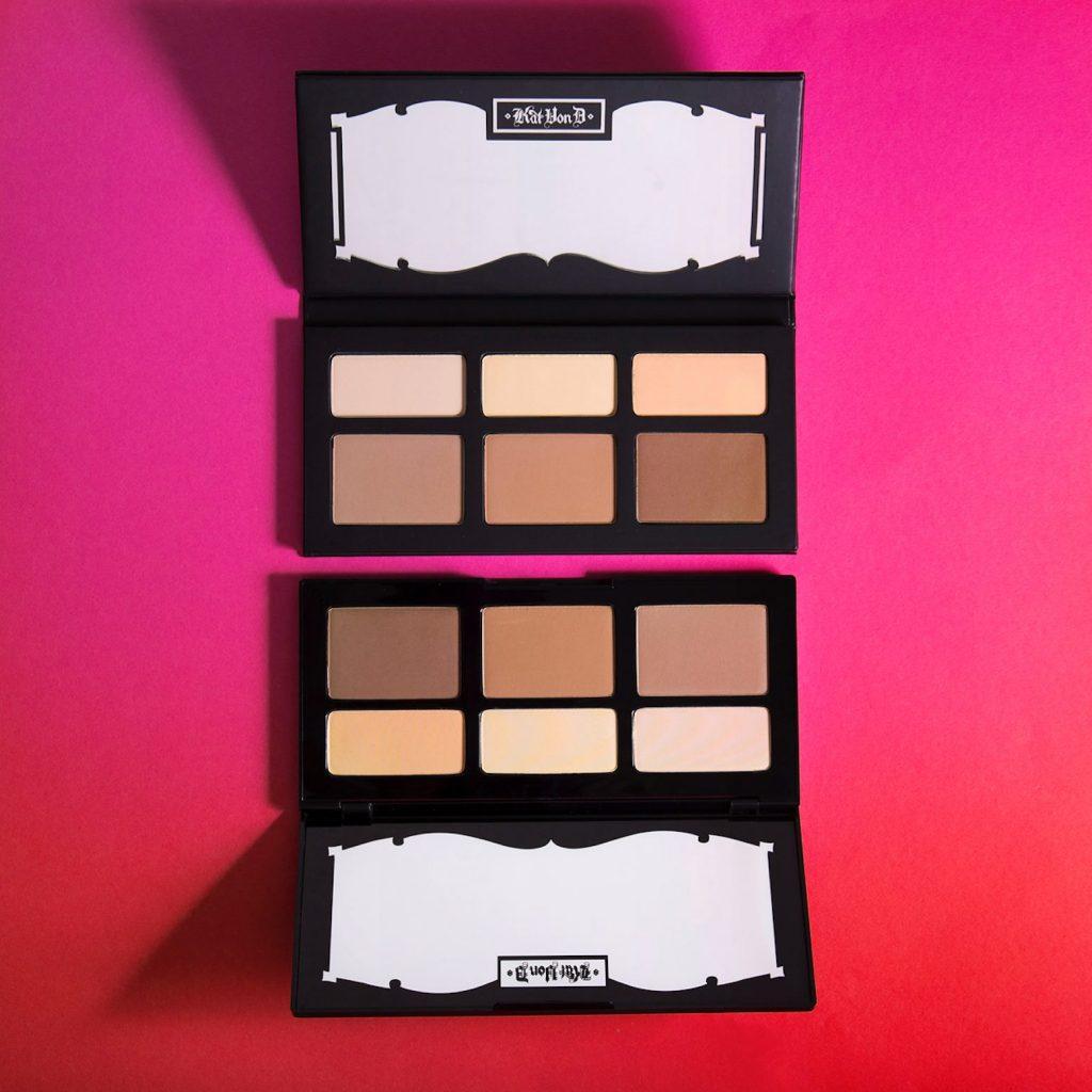 Kat Von D Beauty, i prodotti da non perdere: Shade + Light Contour Palette