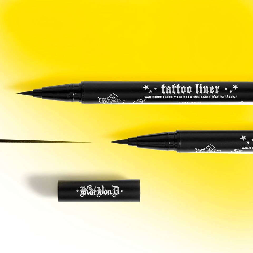 Kat Von D Beauty arriva in Italia, i prodotti da non perdere: Tattoo Liner Eyeliner