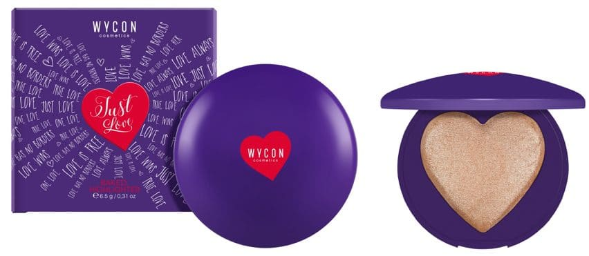 Wycon Just Love Highlighter - Collezione San Valentino 2017