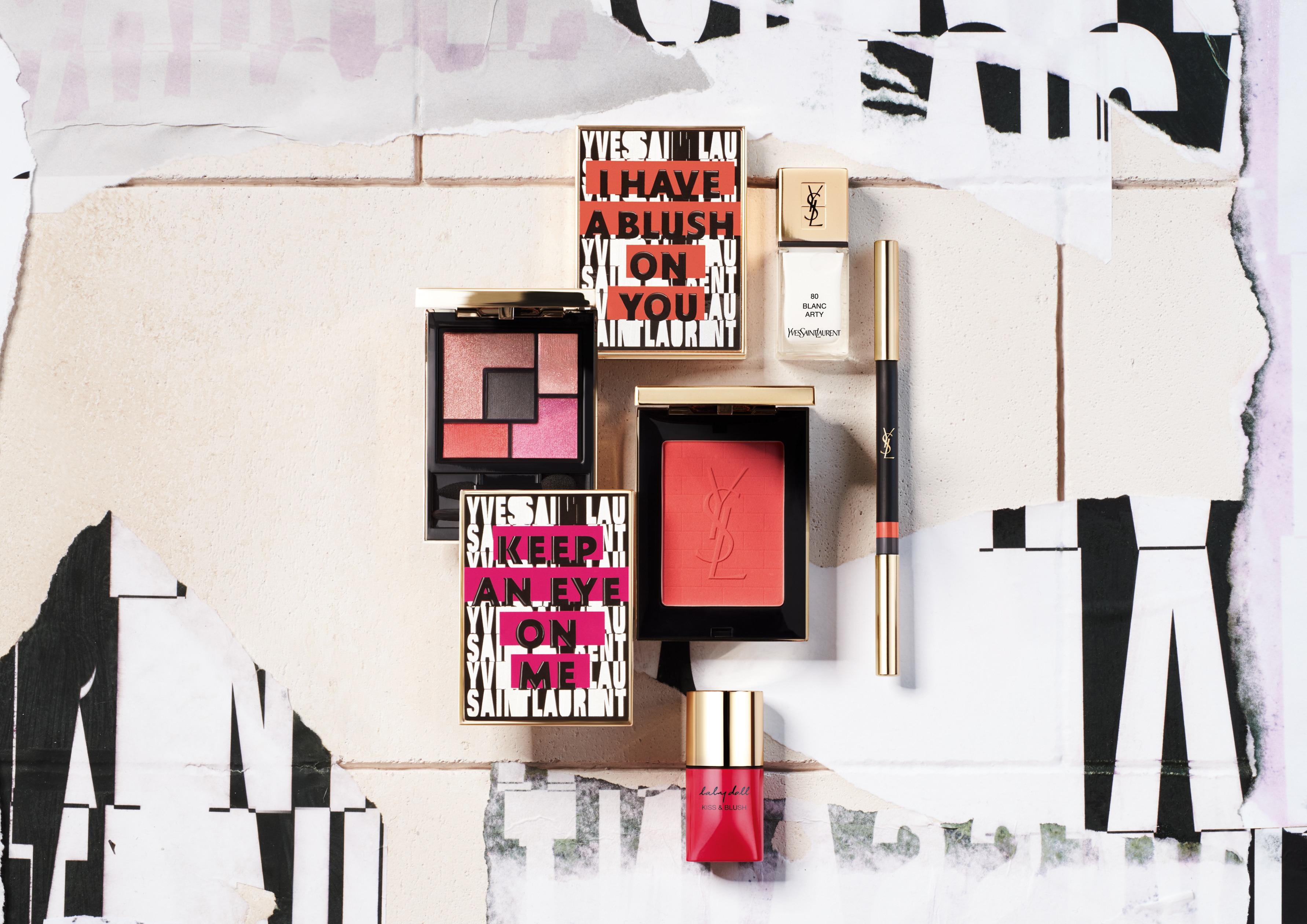 Cinque collezioni make-up primavera 2017 da non perdere - YSL The street and I