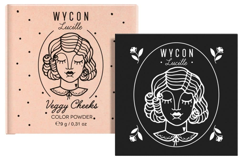 Wycon Lucille, la nuova collezione vegana - Veggy Cheeks Color Powder Blush