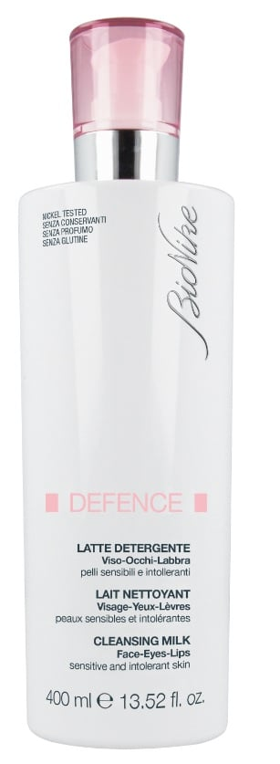 Il latte detergente Defence by BioNike