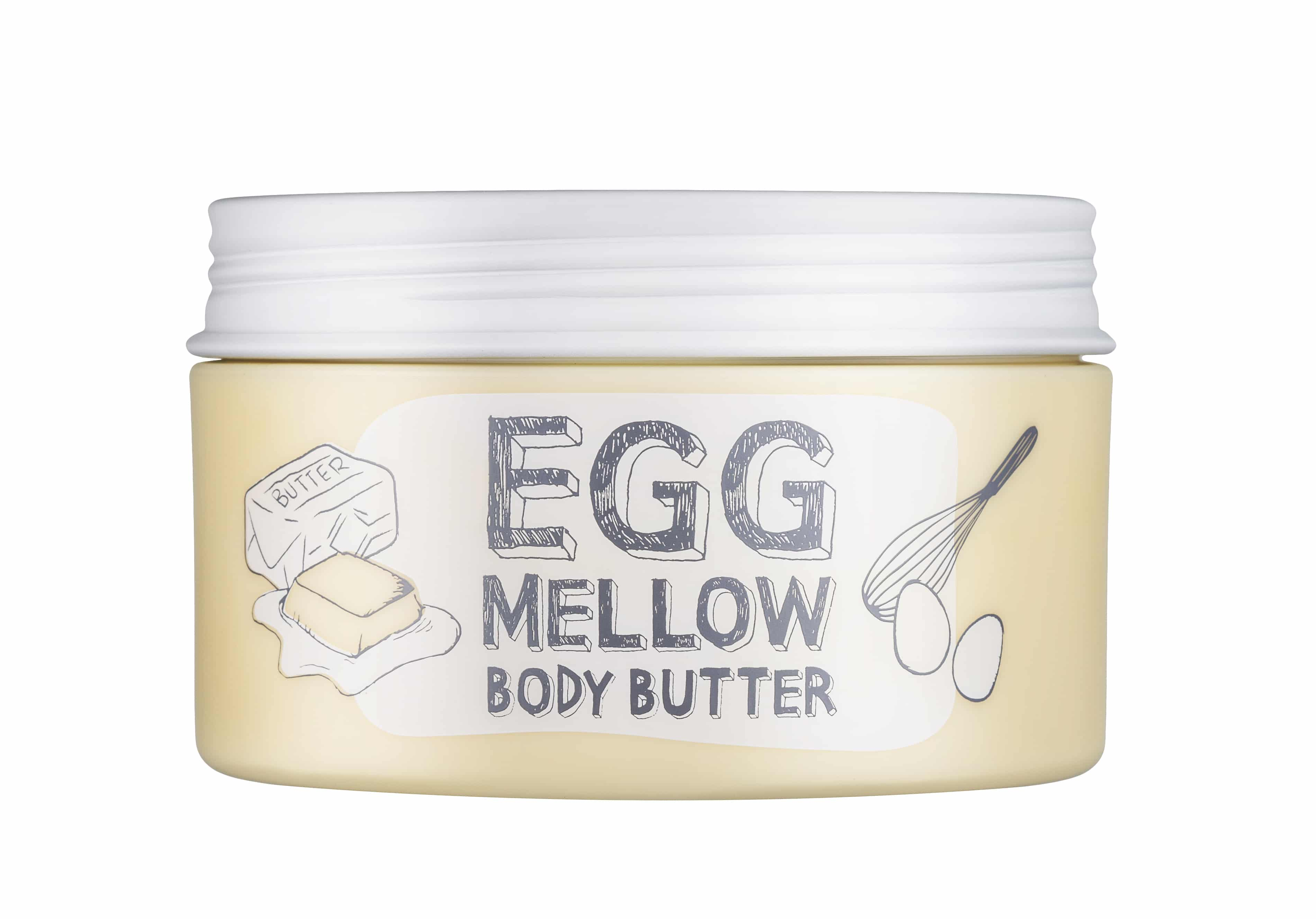 Egg mellow butter della Egg Collection by Too Cool For School