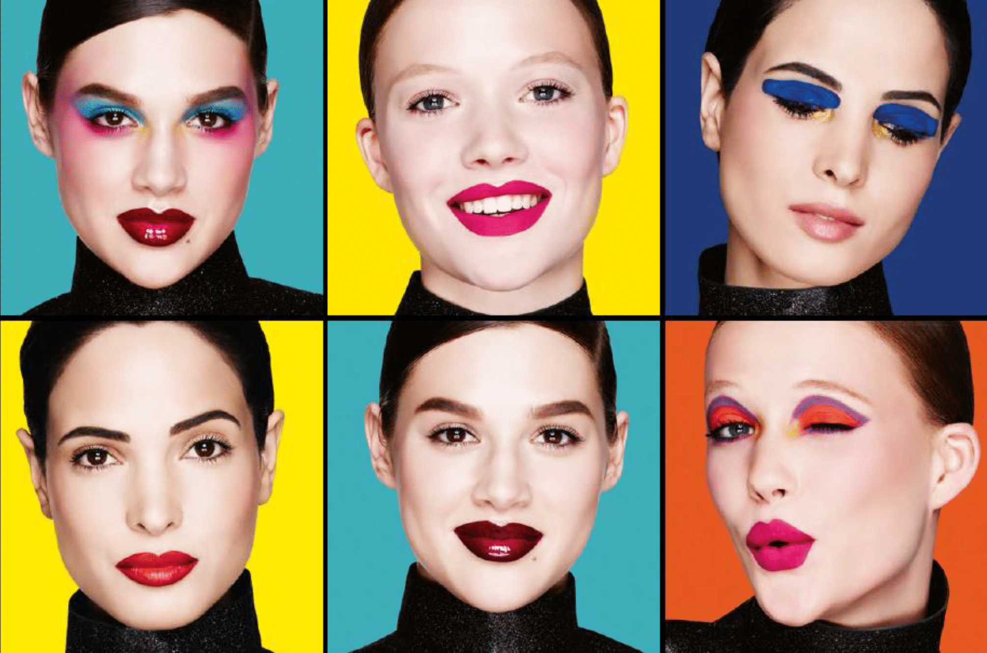 I look scelti da Sephora per il nuovo servizio primaverile Excessive Colors
