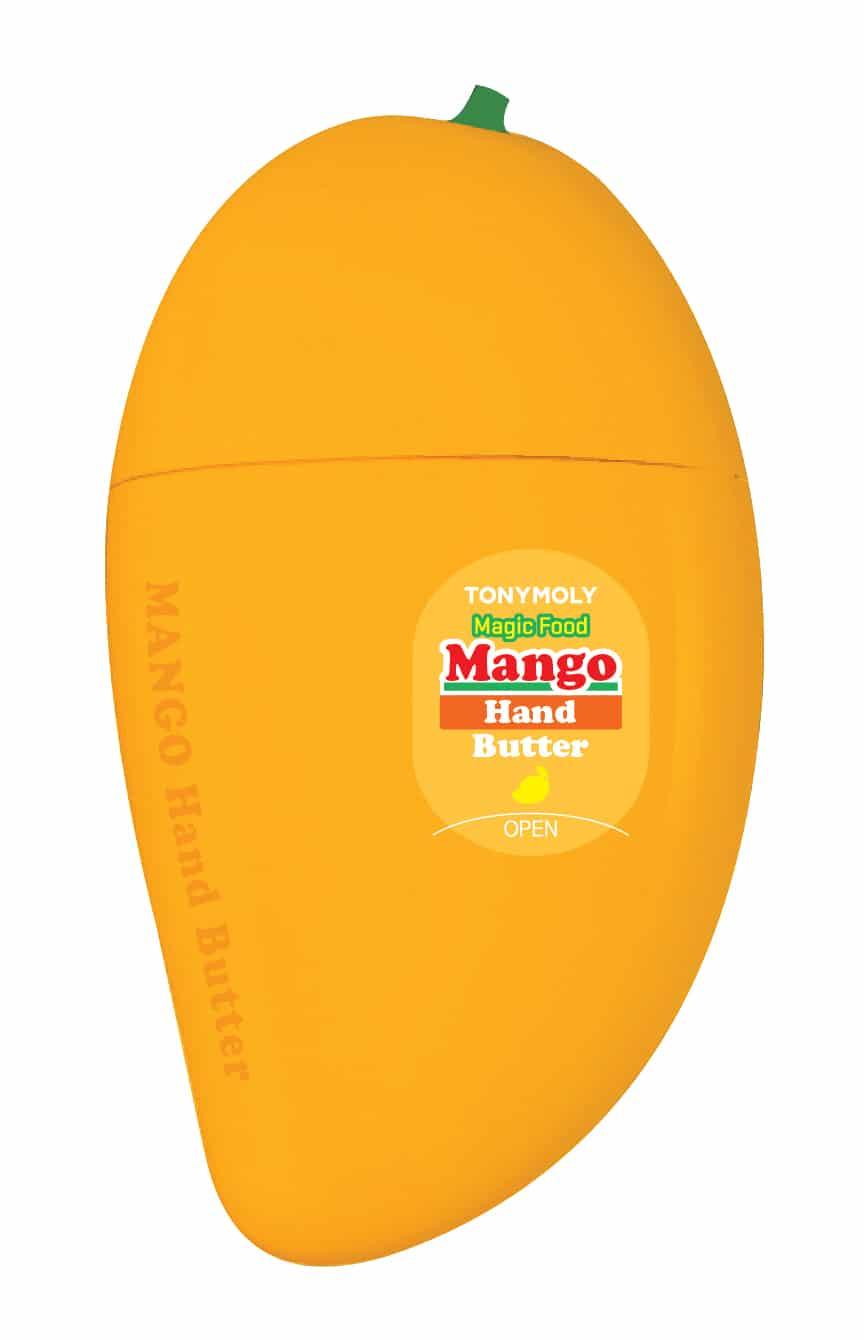La crema idratante per mani all'essenza di mango by Tony Moly, disponibile da Sephora