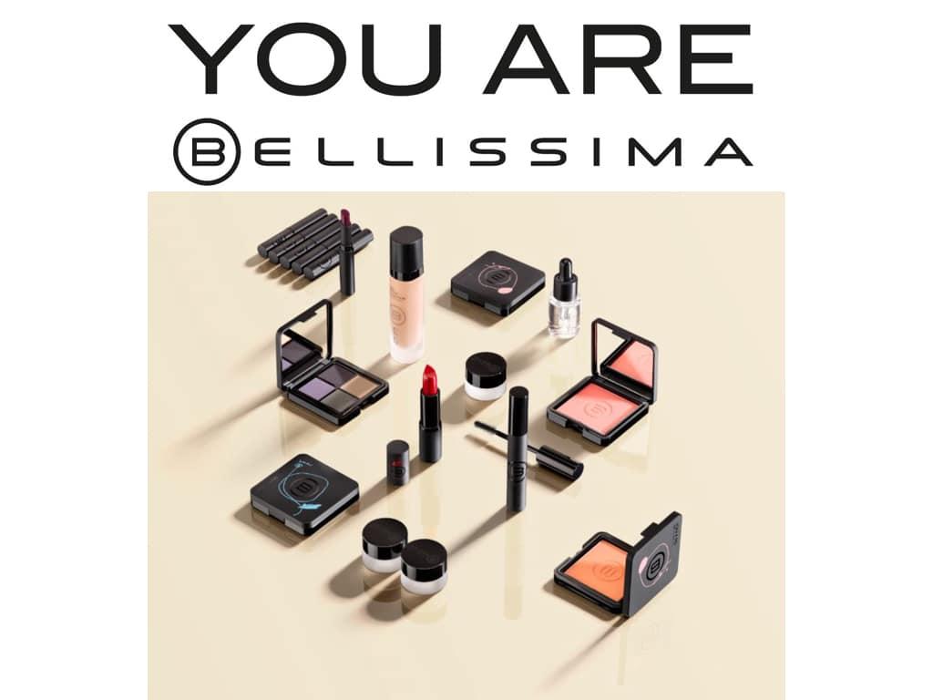 Bellissima presenta la sua nuova collezione make-up You Are Bellissima