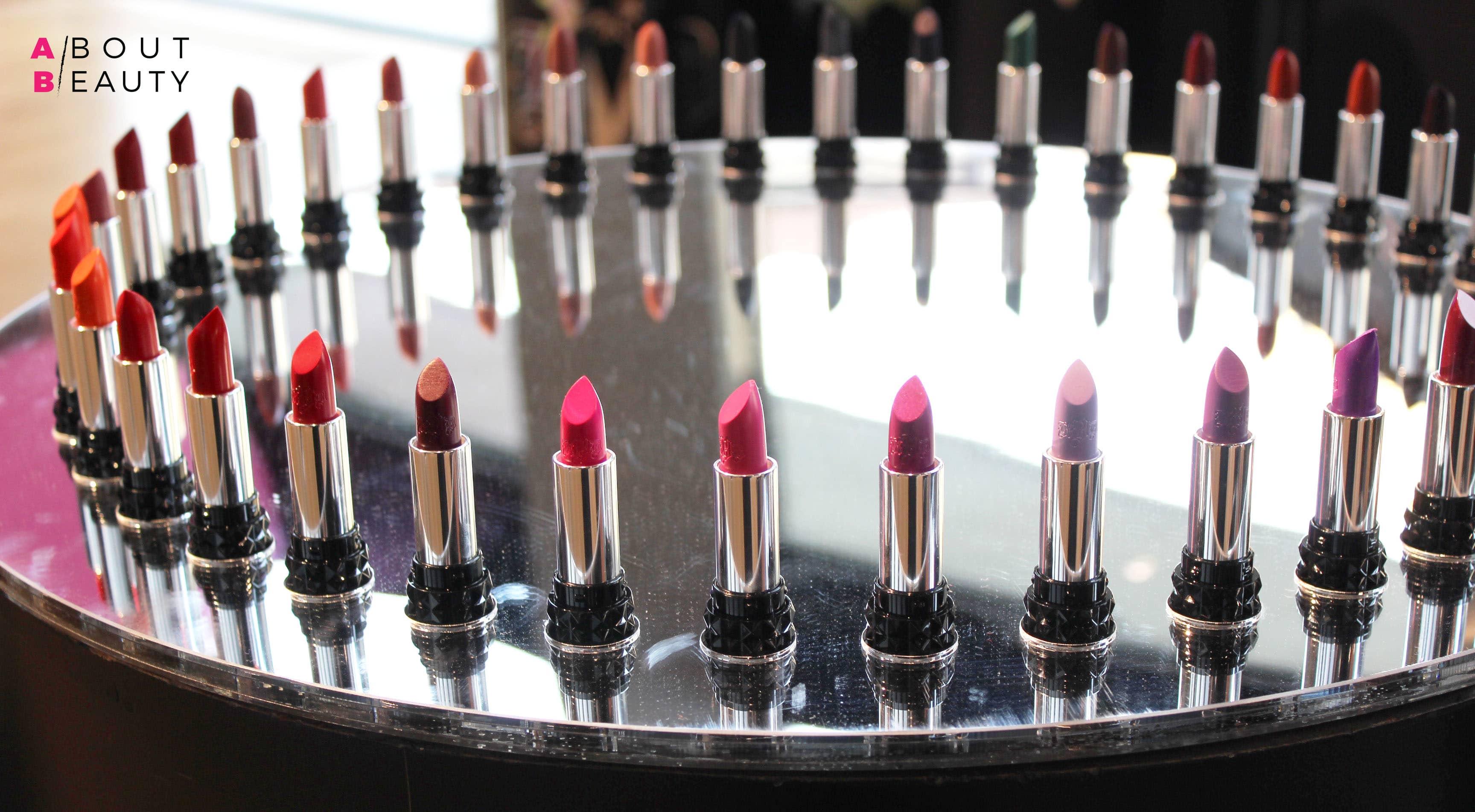 Kat Von D, tutti i prodotti per il trucco labbra in arrivo da Sephora - Studded Kiss Lipstick