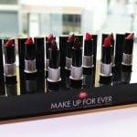 Make Up For Ever presenta i nuovi rossetti Artist Rouge Light