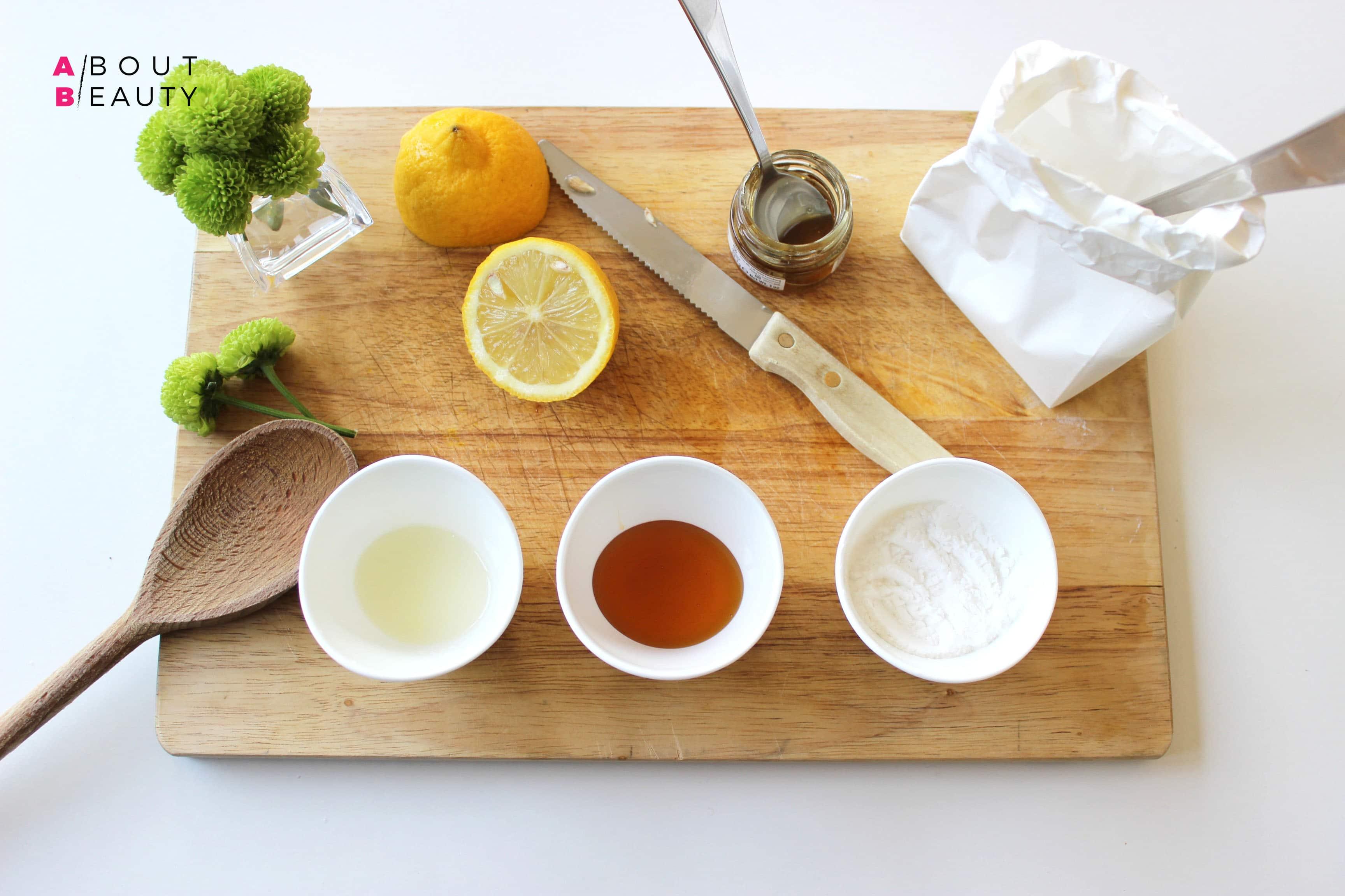 Le ricette di bellezza di About Beauty - Maschera Levigante al miele