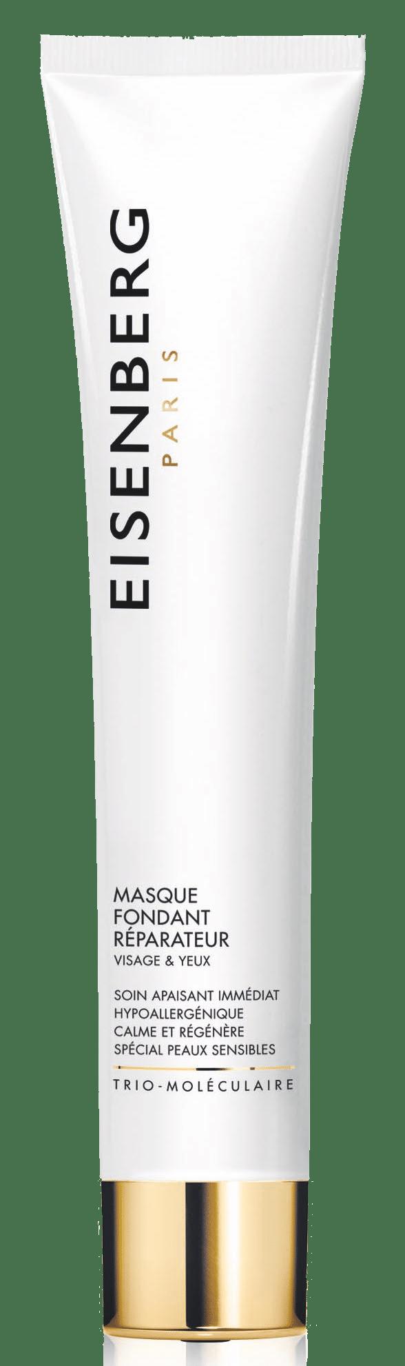 La maschera fluida riparatrice di Eisenberg Pelli Sensibili