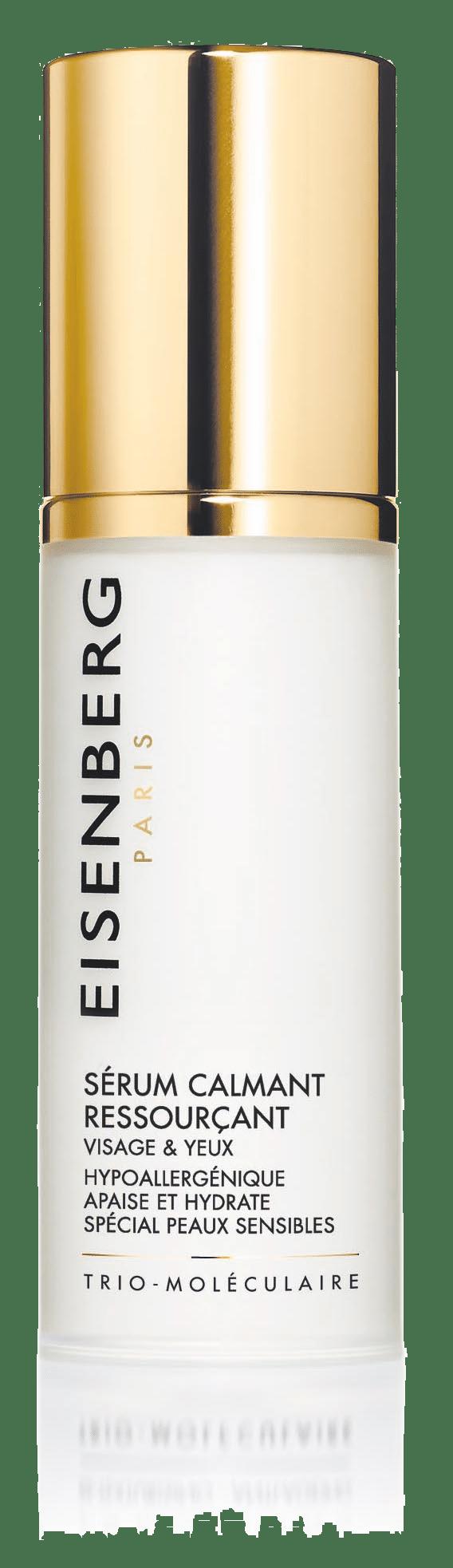 Il siero calmante e rigenerante della linea Eisenberg Pelli Sensibili