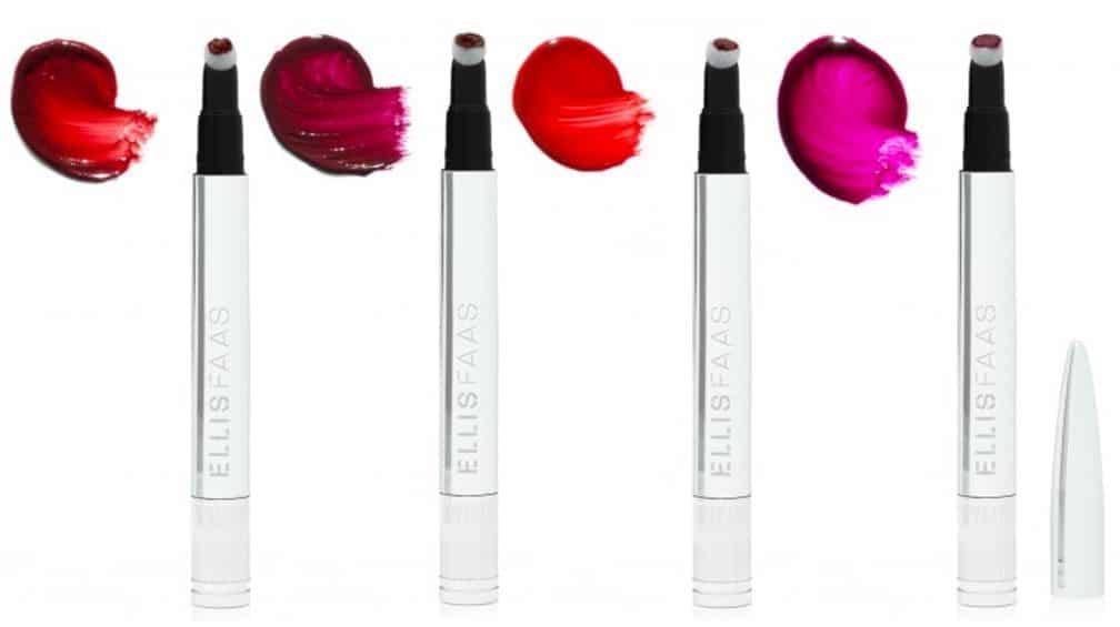 Ellis Faas Creamy Lips: le prime quattro tonalità disponibili